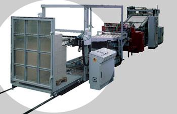 B-PAL Palettiseur automatique de carton plat