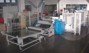 CB-FEED Margeur automatique pour carton ondulé